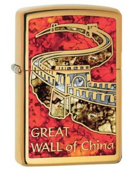 Zippo Great Wall of China 24190