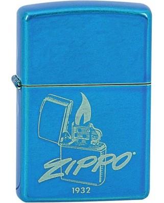 Zippo zapaľovač Cerulean 26295