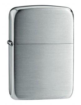 Strieborný Zippo zapaľovač 28079