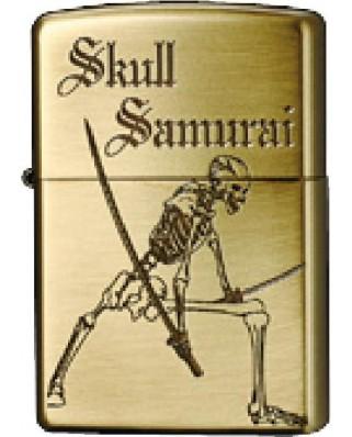 Zippo Skull Samurai 27098