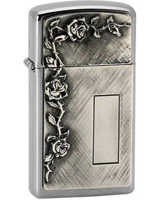 Zippo Slim Ruže 21755