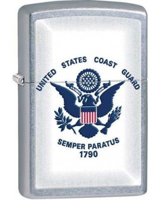 Zippo Coast Guard 25365