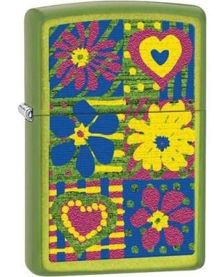 Zippo Flowers 26431