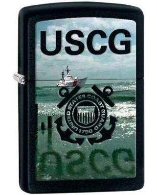 Zippo Coast Guard 26533