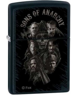 Zippo Sons of Anarchy 26581