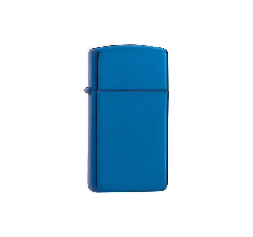 Zippo Slim Sapphire 27039