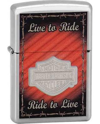 Zippo Harley Davidson 22872