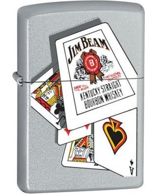 Zippo Jim Beam Cards 20160
