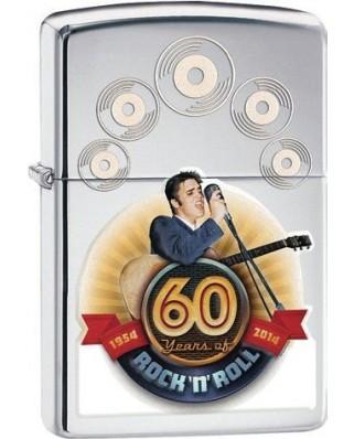 Zippo Elvis 60 Years 22903