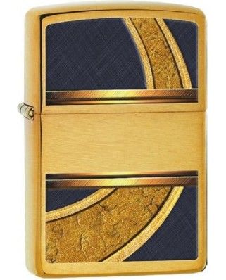 Zippo Gold Black 23066