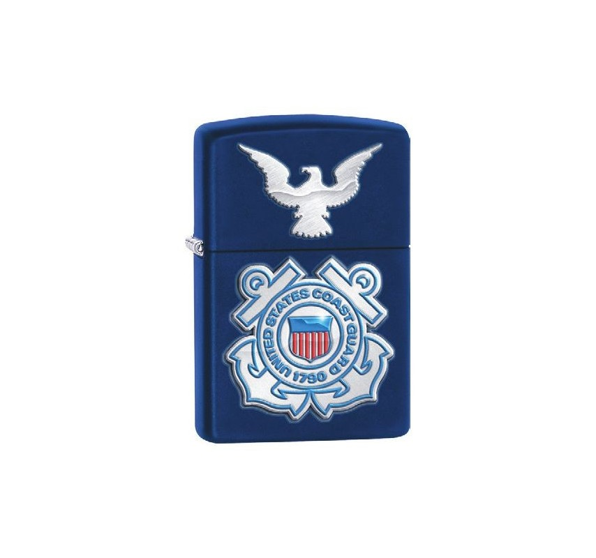 Zippo US Coast Guard 26604