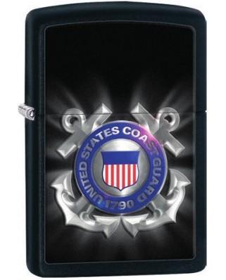 Zippo US Coast Guard 26623