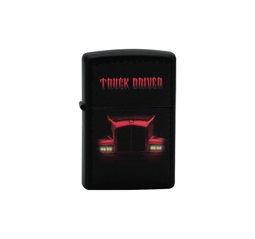 Zippo Truck Driver 26641