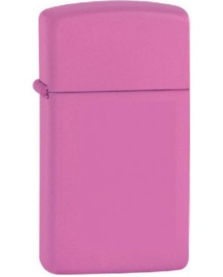 Zippo Slim Pink Matte 26646