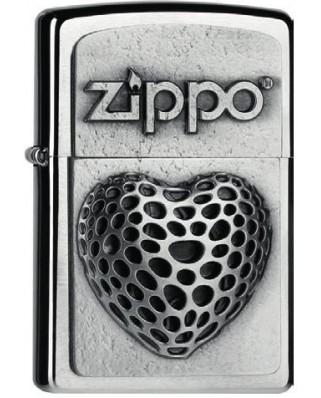 Zippo Heart 21804
