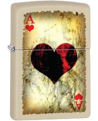 Zippo Ace of Hearts 26664