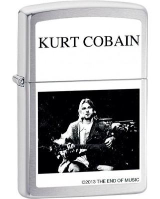 Zippo Kurt Cobain 21824