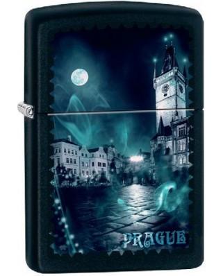 Zippo Prague 26697