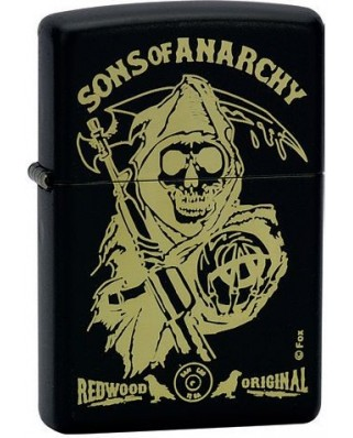 Zippo Sons of Anarchy 26715