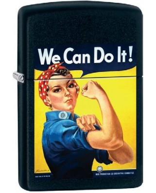 Zippo We Can Do It 26717