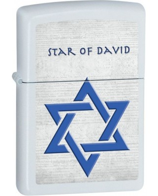 Zippo Star of David 26724