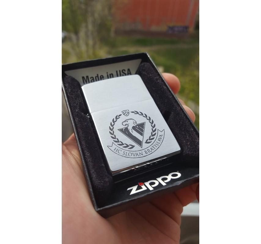 Gravírovanie Zippo - obe strany