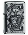 Zippo zapaľovač s motívom srdca. Zippo je kovový benzínový zapaľovač s doživotnou zárukou a viac ako 80 ročnou tradíciou. Tieto kvalitné zapaľovače sa vyrábajú výhradne v USA.