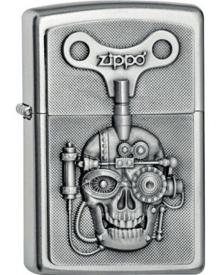 Zippo Skull 20416