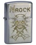 Zippo Skull Rock 21860