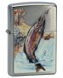 Zippo Jumping Trout 21862