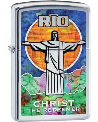Zippo Christ 22989