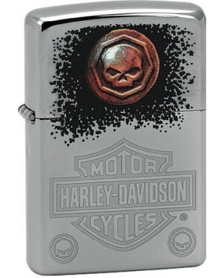 Zippo Harley Davidson 22995