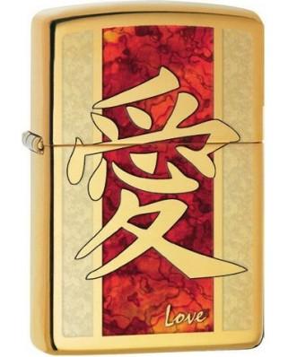 Zippo Chinese Love 24185