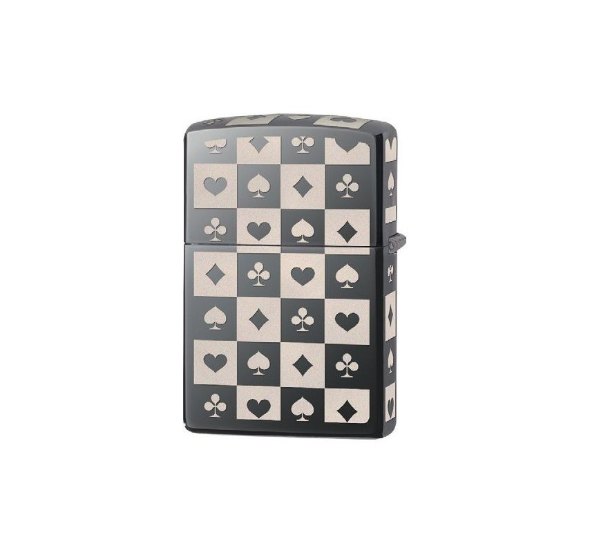 Zippo Card Suits 25455