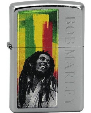 Zippo Bob Marley 25466