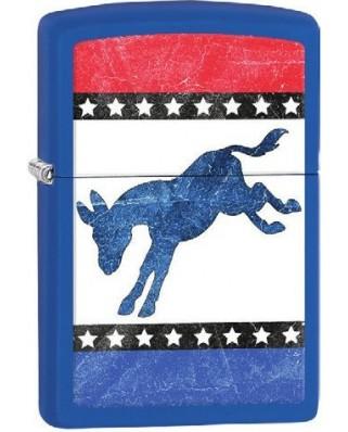 Zippo Democratic Donkey 26757