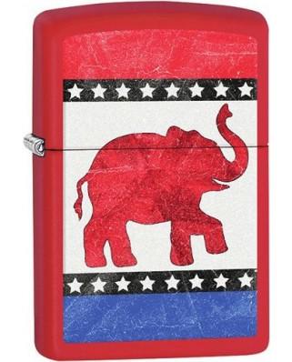 Zippo Republican Elephant 26758