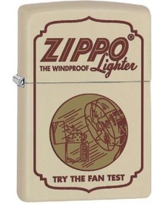 Zippo Fan Test 26805