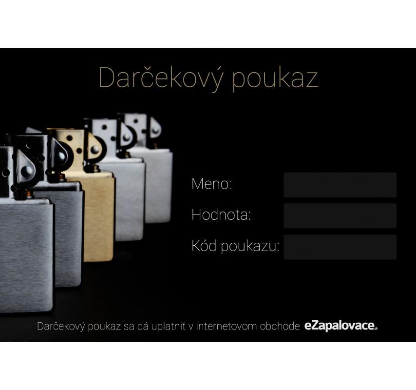Darčekový poukaz - 20€
