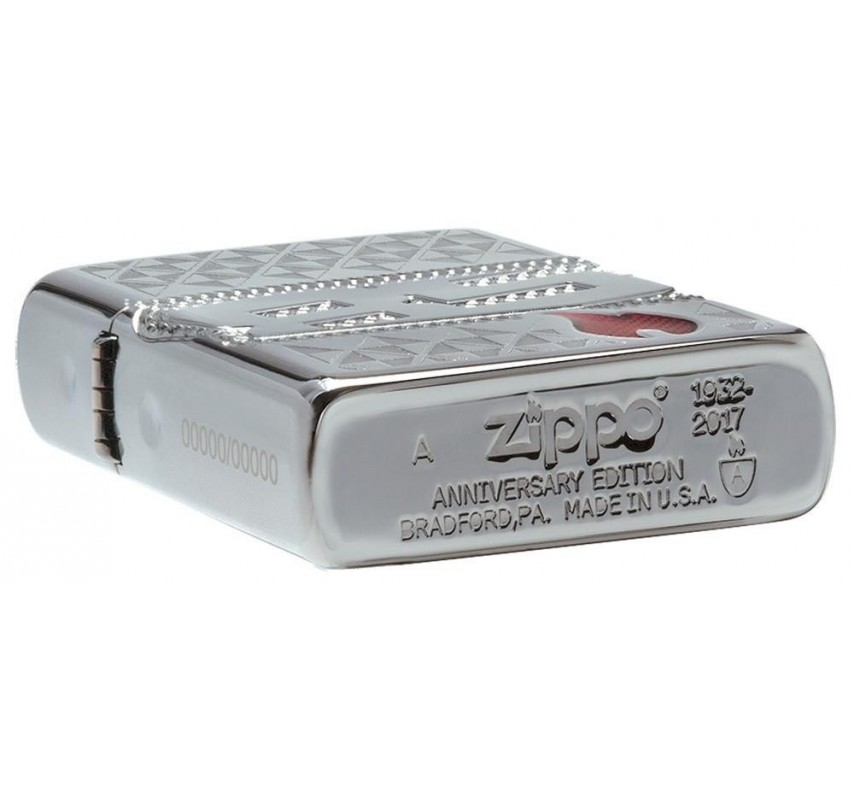 Zippo 85th Anniversary Armor Limited 22022