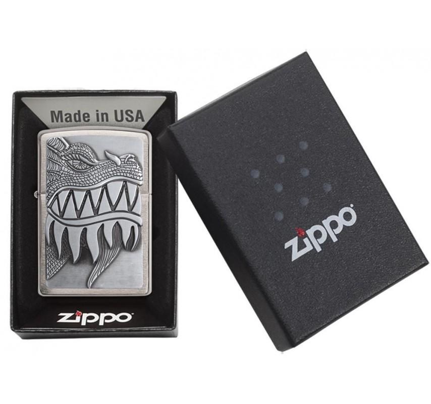 Zippo Breathing Dragon 21819