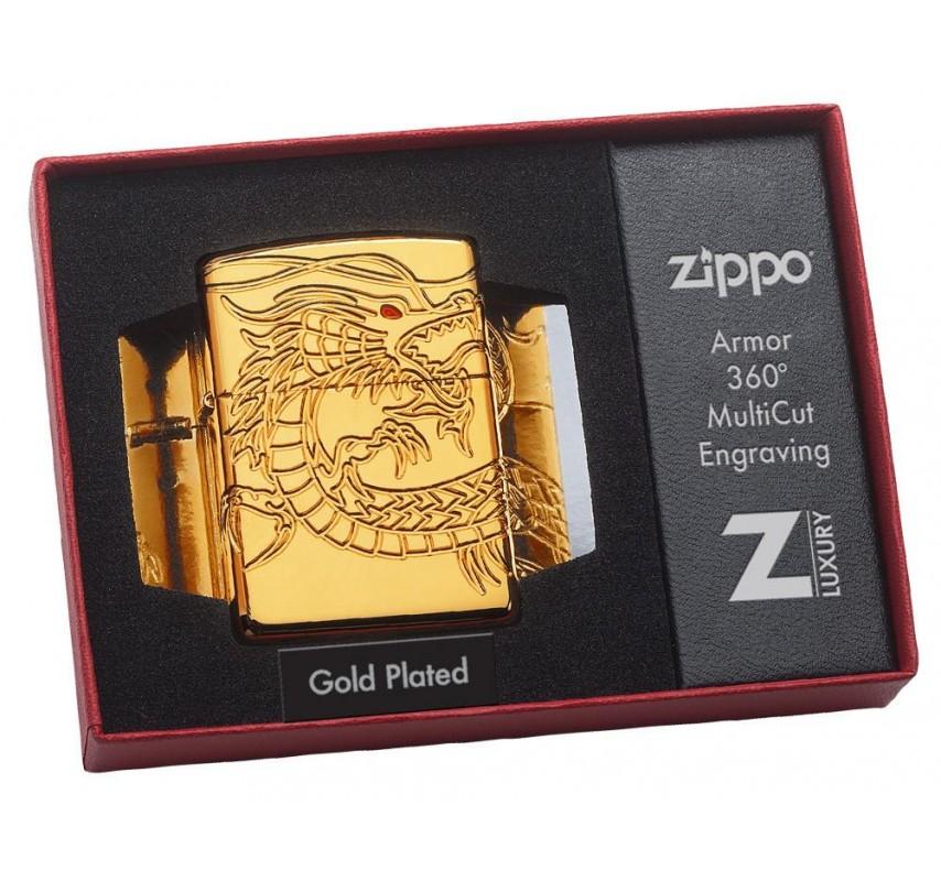 Zippo Chinese Dragon 24192