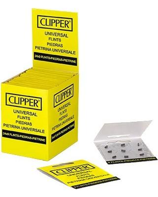 Clipper náhradné kamienky 9ks