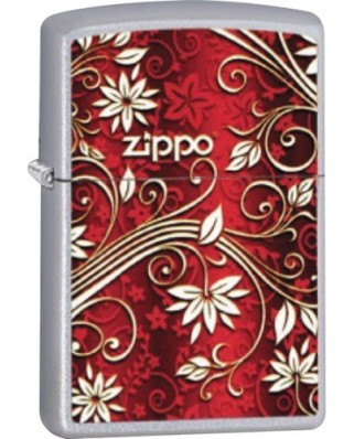 Zippo Floral Design 20786