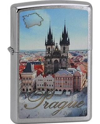 Zippo Prague 21889