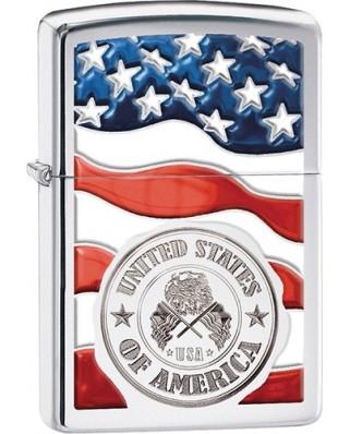 Zippo America Stamp 22003