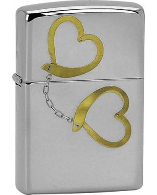 Zippo Handcuffs of Love 22028