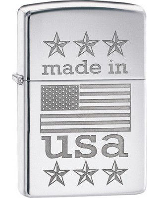 Zippo Made In Usa 22242