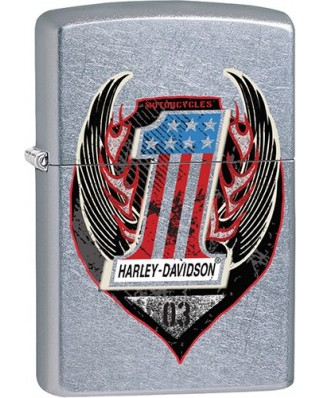 Zippo Harley Davidson 25015