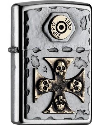 Zippo Vintage Cross 25474